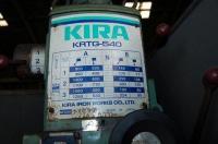 ボール盤【2006004】KIRA製中古ボール盤KRTG-540型買取