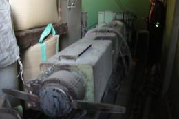 プラスチック押出機【2012011】フリージアマクロス製中古プラスチック押出機