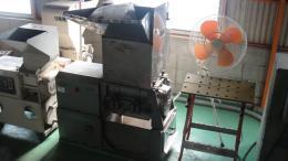 粉砕機、破砕機【2006010】森田精機製中古プラスチック粉砕機JC-10型買取