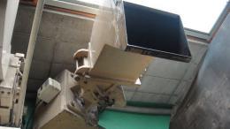 粉砕機、破砕機【2006010】朋来鉄工所製中古プラスチック粉砕機T-300型1978年製買取
