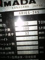 タレットパンチプレス【2012007】アマダ製中古板金機械タレットパンチプレス