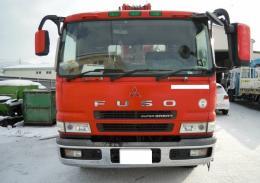 建設機械買取【2301809】三菱製 コンクリートポンプ車 年式:2003年製 建設機械買取