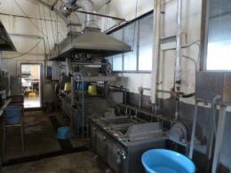 食品機械【2202033】中古製造ライン食品機械券売機買取