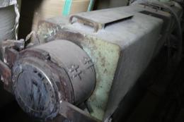 プラスチック押出機【2010053】ナカタニ機械製単軸押出機NV-100SG1997年製買取