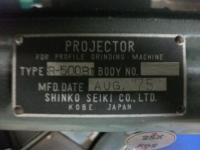 研削盤【2104072】ワシノ(GLS-80A)プロファイル研削盤買取