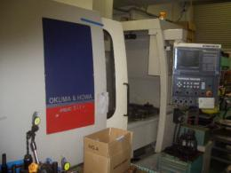 マシニング【2004592】オークマ製シニング511v買取