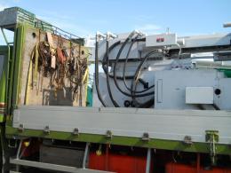 機械の移設・据付・解体【20100921】機械の移設・据付・解体作業等を承ります。