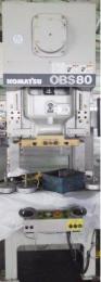 板金機械【2306005】コマツ製80トンプレス買取
