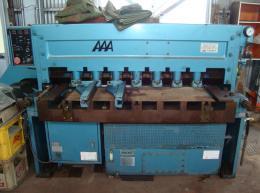 シャーリングカット【2011029】相沢鉄工所製中古板金機械シャーリングカットS1320買取