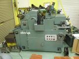 芯無研削盤買取【200310】㈱大宮製作所製 OC-18型 昭和49年8月製 芯無研削盤買取