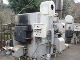 焼却炉【2011104】中古小型焼却炉2005年製