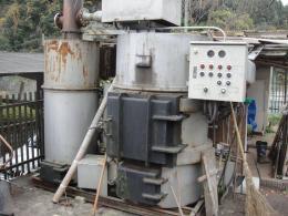 焼却炉【2011105】中古小型焼却炉2005年製